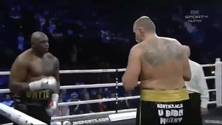 Dillian Whyte vs. Mariusz Wach / Диллиан Уайт - Мариуш Вах
