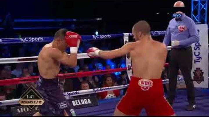 Николай Потапов - Омар Нарваес / Nikolai Potapov vs. Omar Narvaez