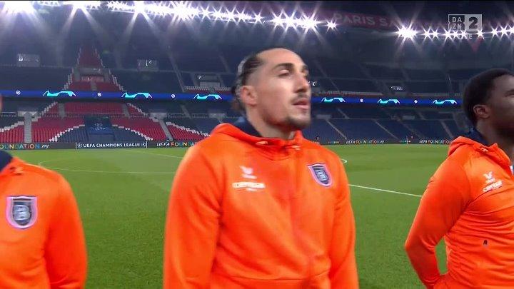 Paris Saint Germain vs İstanbul Başakşehir –  & Full Match