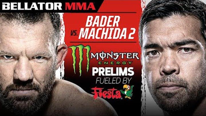 Райан Бейдер – Лиото Мачида 2 / Bader vs. Machida 2