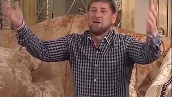 Обложка видеозаписи -Откуда деньги Рамзан? -Аллах даёт! - Кадыров и Максимовская