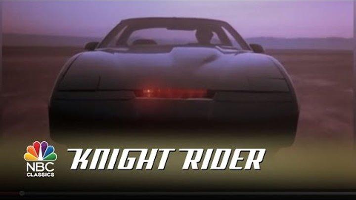 Knight Rider TV Series – S1, Ep8 – No Big Thing