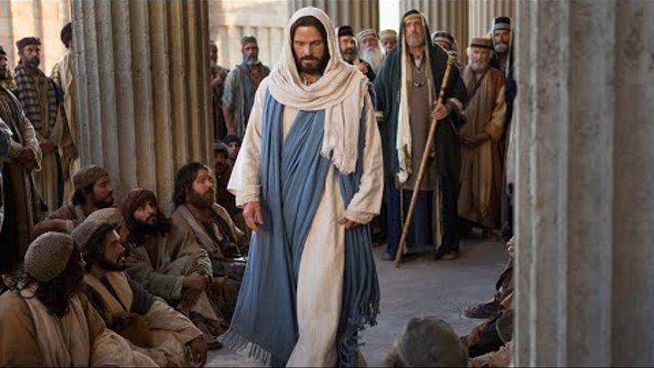 Обложка видеозаписи ЖИЗНЬ ИИСУСА ХРИСТА (ХРИСТИАНСКИЙ ФИЛЬМ)