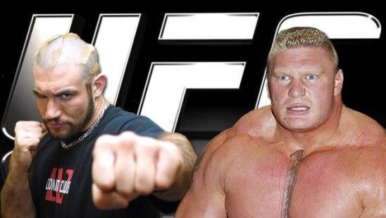 Брок Леснар vs Хит Херринг🔥🔥🔥👊👊👊