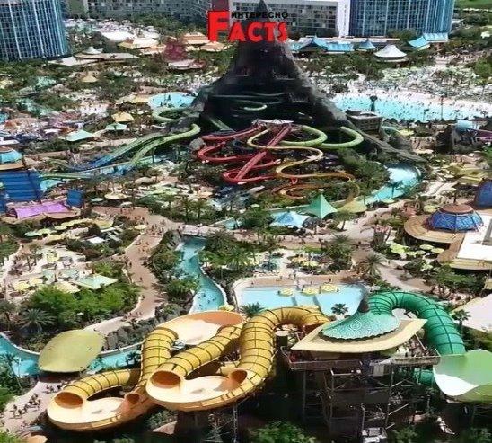 Aквапарк Universal Orlando Resort в Орландо, штат Флорида.