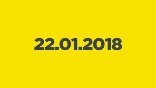 Игровые новости 22.01.2018