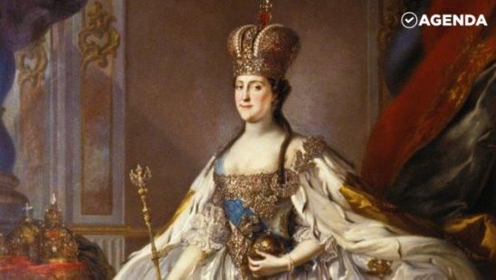 Екатерина Великая: История немецкой Золушки
