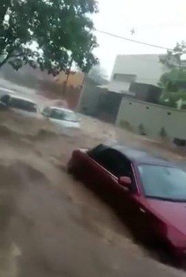 Парагвай. Дождь. 27 ноября 2016.