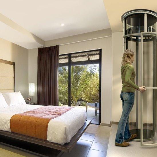 Потрясающая идея для лифта