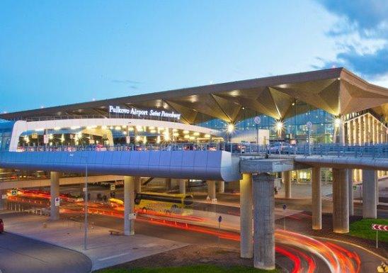 Аэропорт Пулково — вчера, сегодня, завтра