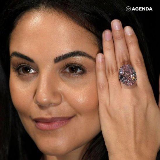 Пятёрка бриллиантов, о которых мечтает каждая женщина