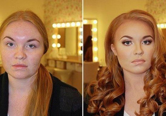 Магия макияжа в действии. Такие визажисты поспорят с лучшими мастерами Фотошопа!