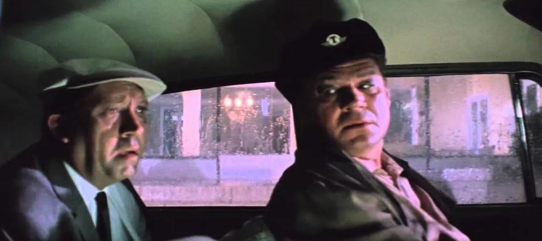 Это не таксист-бандит...