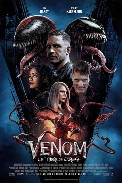 Venom Let There Be Carnage (2021)
