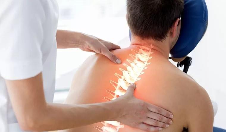 массаж для здоровья спины в спб