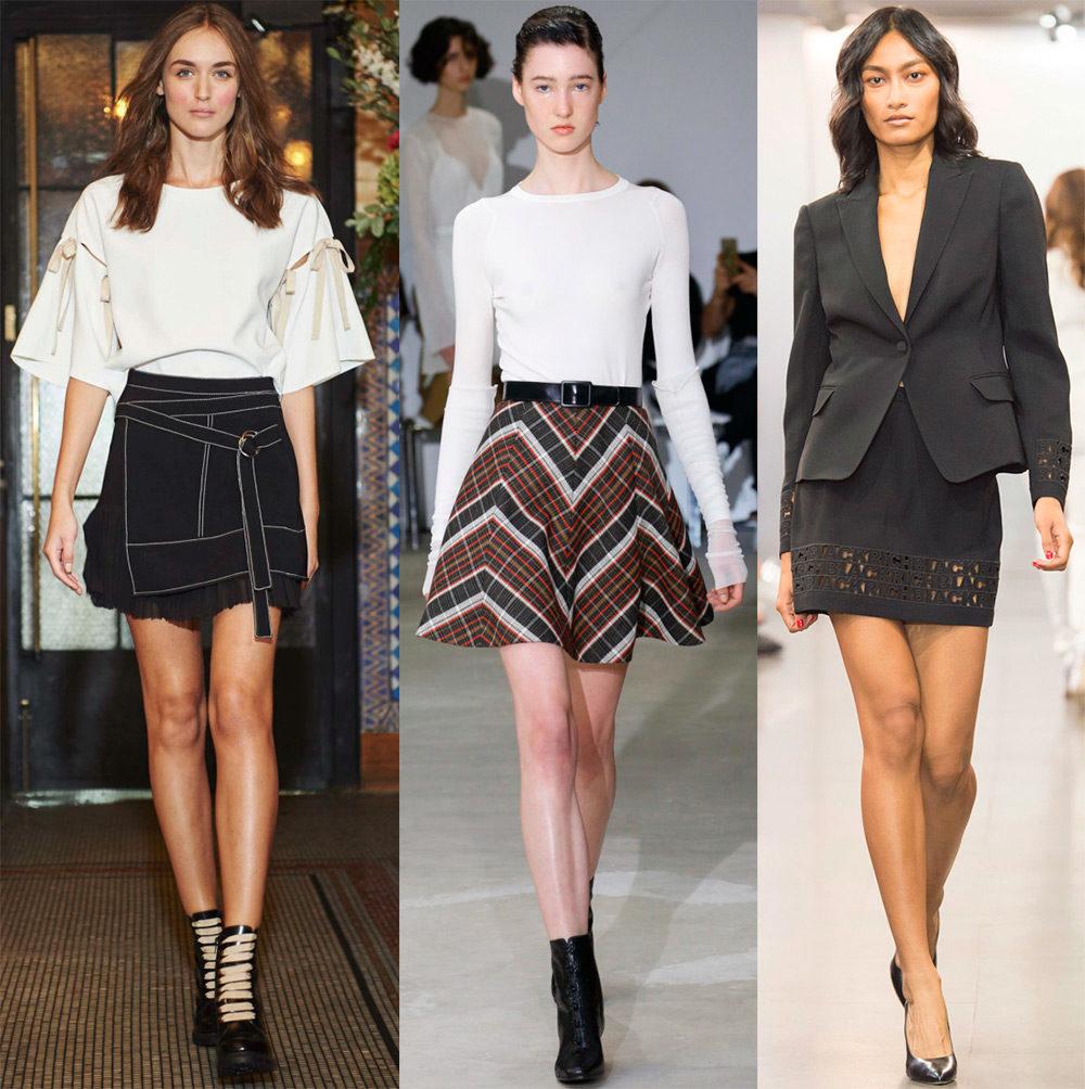 5cd0e075707 Модные юбки весна-лето 2017 – все модные тенденции