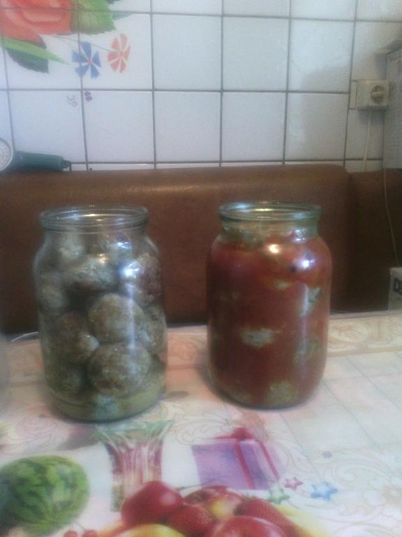 Как приготовить рыбные тефтели в томатном соусе в автоклаве — pic 5