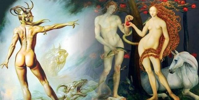 Лилит – первая жена Адама