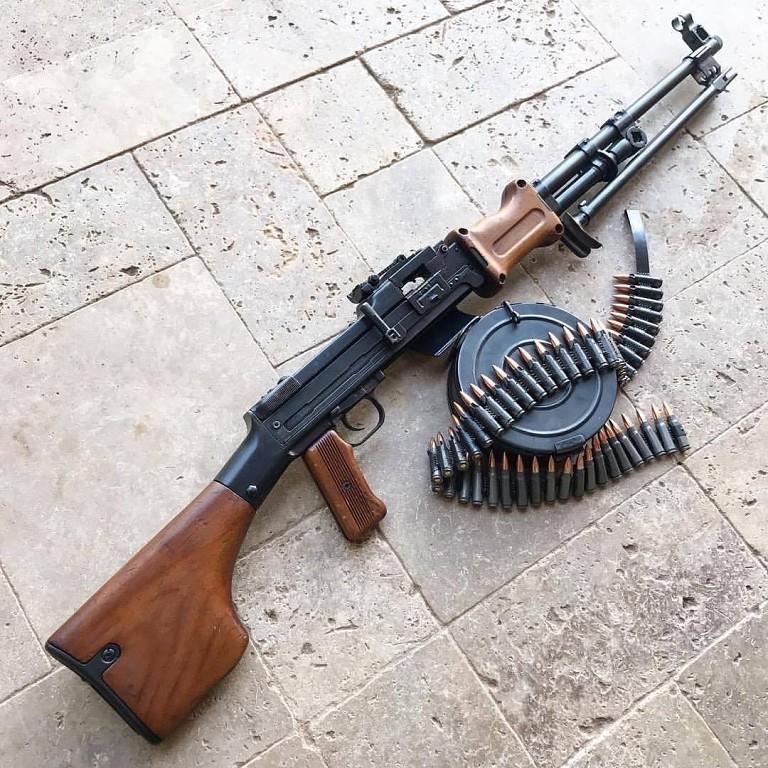 Оружие рпд фото