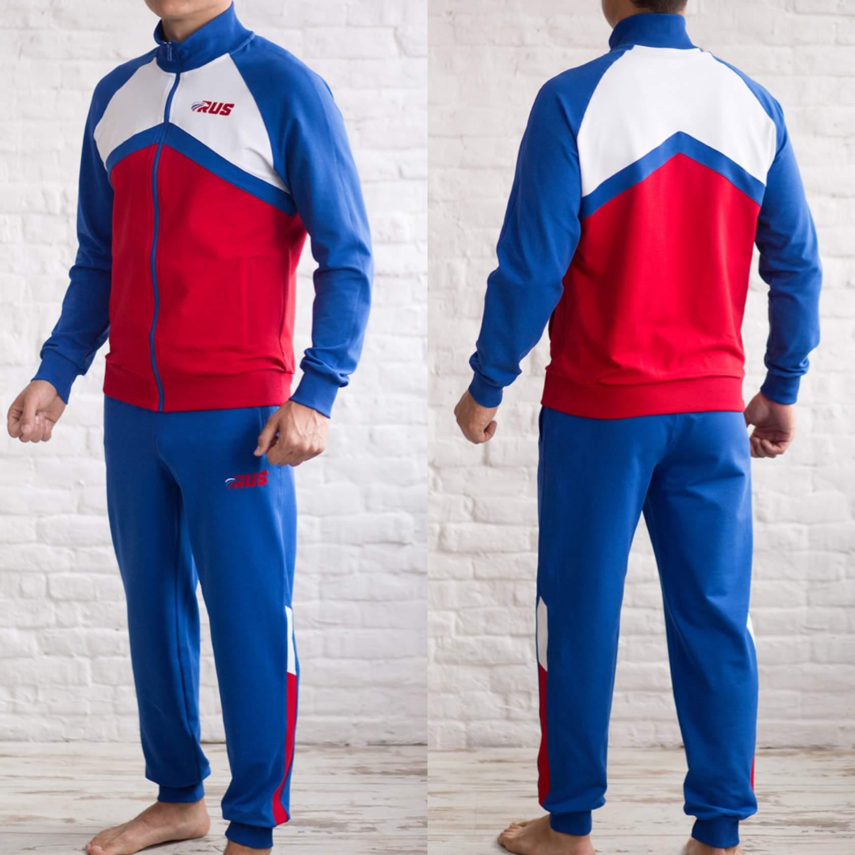 7c7f8adc 🔥 Спортивные костюмы от российского производителя «РУСИЧ Спорт»