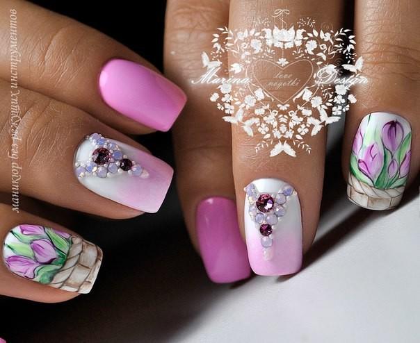 дизайн ногтей в контакте 3