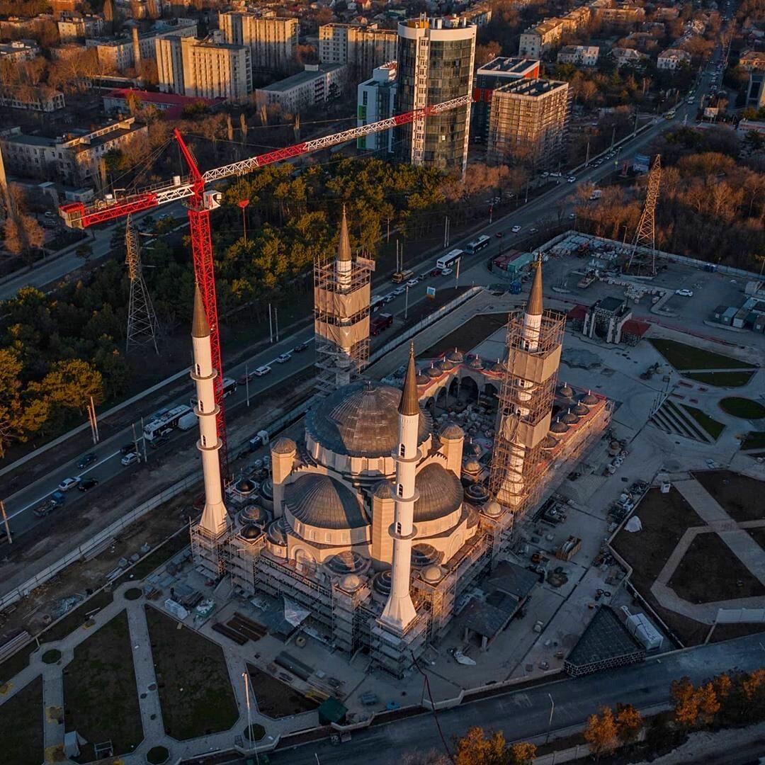 это, влюбленные мечеть в ялте фото тех пор