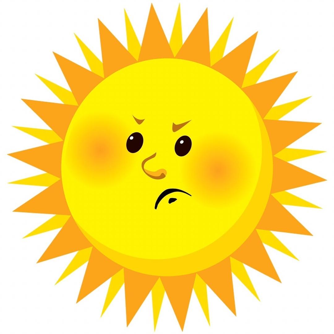 картинка солнышко без улыбки для рефлексии надеюсь вам нравятся