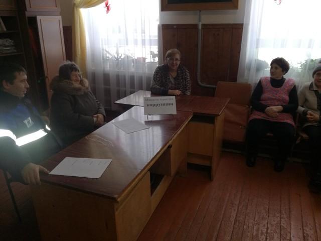 В Петровском районе проходят мероприятия, посвящённые Международному дню борьбы с коррупцией