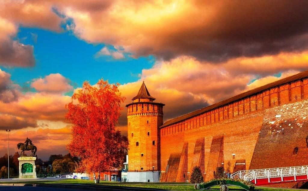 Коломна – Любимый Город Дмитрия Донского