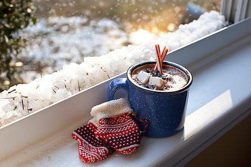 Кофе зимой - это не только напиток, это мысли и мечты , это тепло, что согревает не только тело, но и душу…это ощущение уюта дома ...