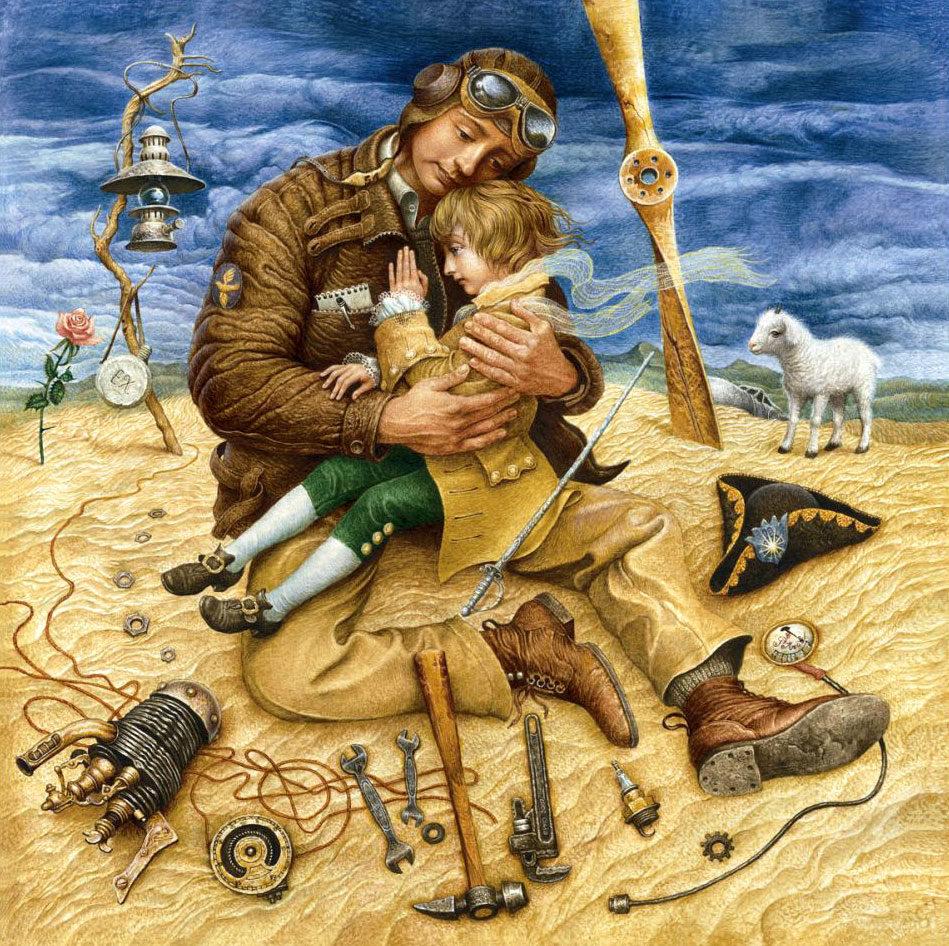 Владислав Ерко (1962) – один из лучших художников-иллюстраторов ...