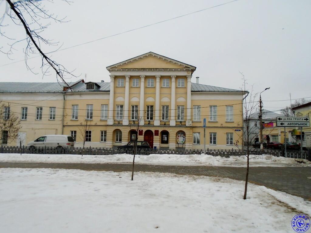 #kolomnareplay В Коломне открыт музейно-выставочный зал Михаила Абакумова