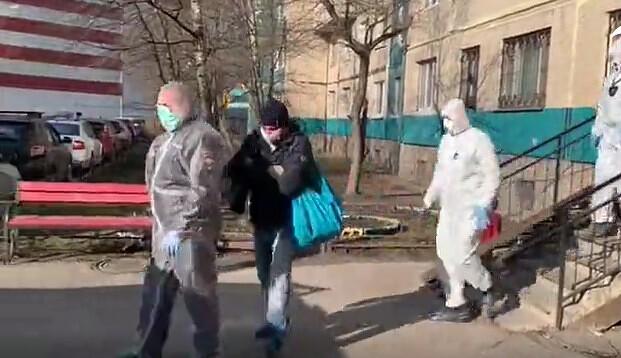 Из больницы Святого Георгия сбежал потенциальный носитель коронавируса.