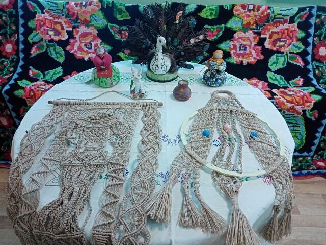 Женщины и искусство рукоделия