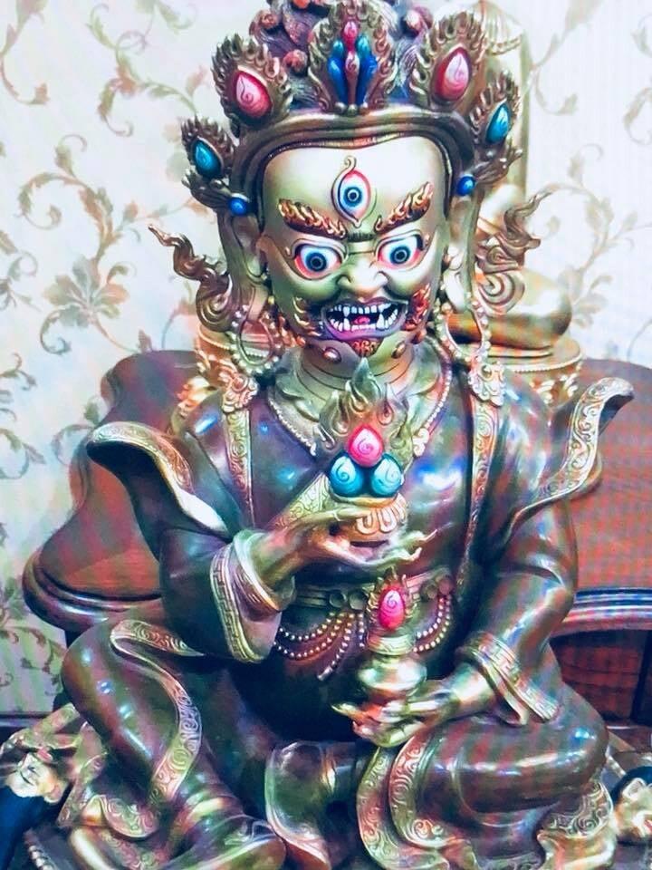 Шанлон Дордже Дуддул. Защитник практик тибетской... | Интересный контент в  группе Буддизм. Из Сансары в Нирвану