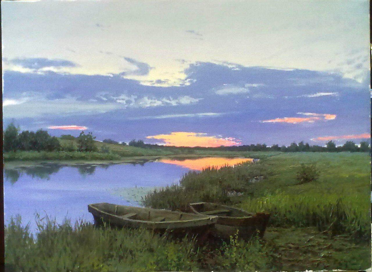 Дмитрий Марков. Вечер на Ухре