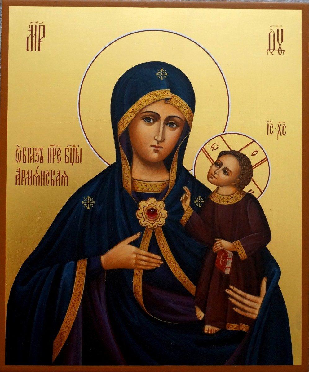 армянские иконы фото собой они