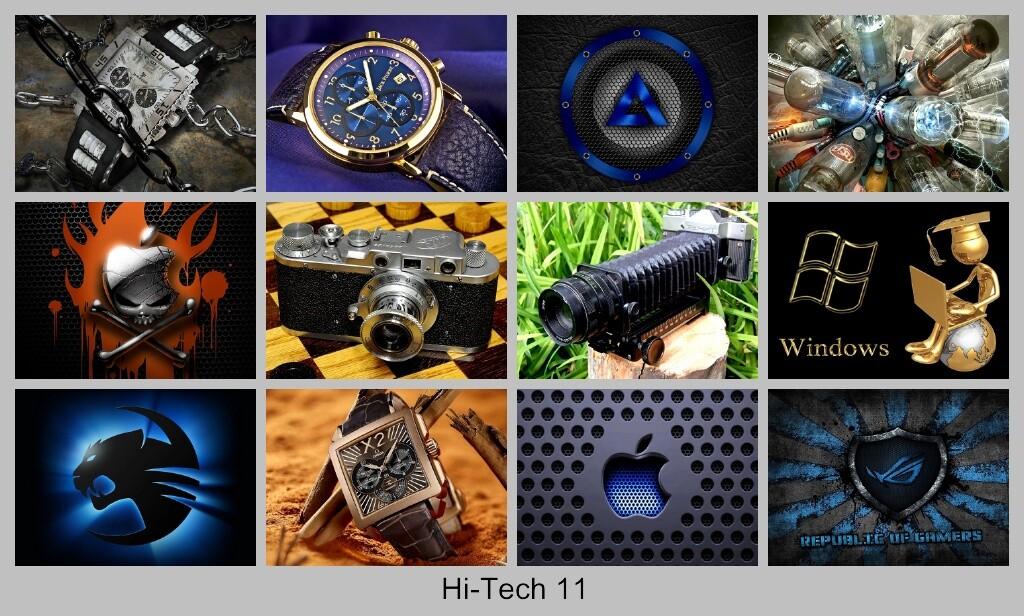 Hi-Tech Новейшие технологии и старая техника