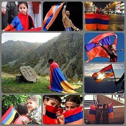 Нас Мало, Да, Но Мы – Армяне!