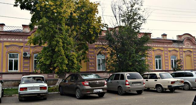 Дом Башкировых в Троичке