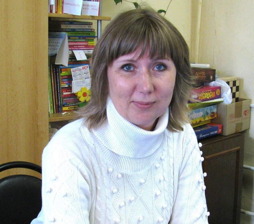 Козлова Елена Валерьевна
