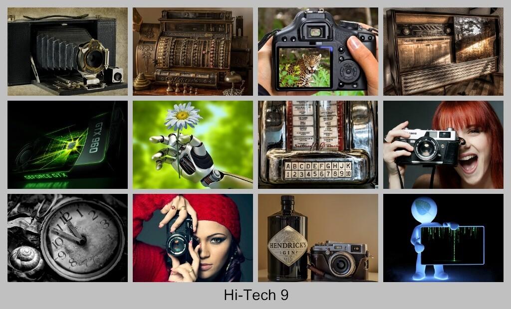 Hi-Tech Технический прогресс и старая техника