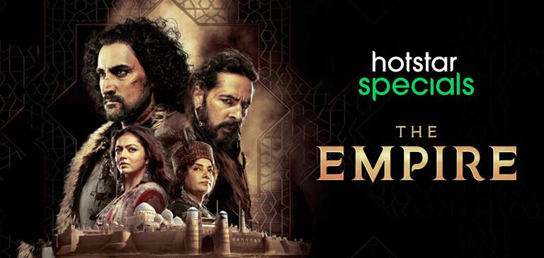 The Empire 2021 – Season 01 – Complete in Hindi