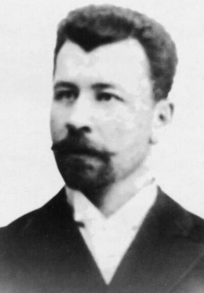 Николай Дмитриевич Машаров