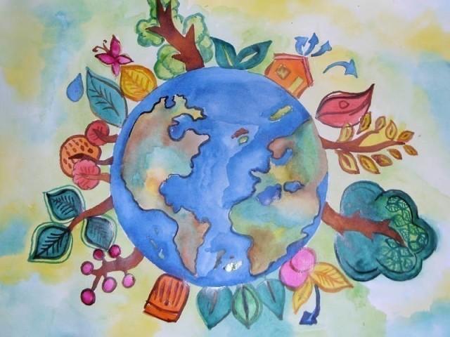 Картинки мир вокруг нас по экологии для детей