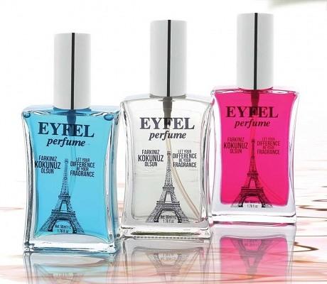 доступный Super стойкий Eyfel Parfum 50 Ml 50 манат выбери свой