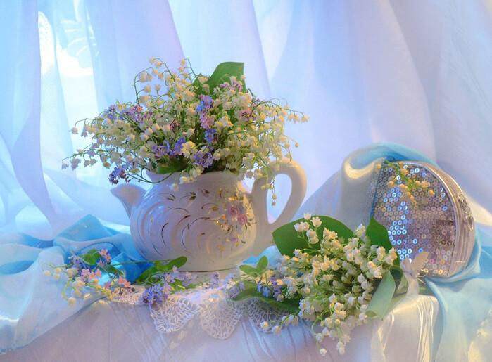 Ландыши цветы для больного сердца
