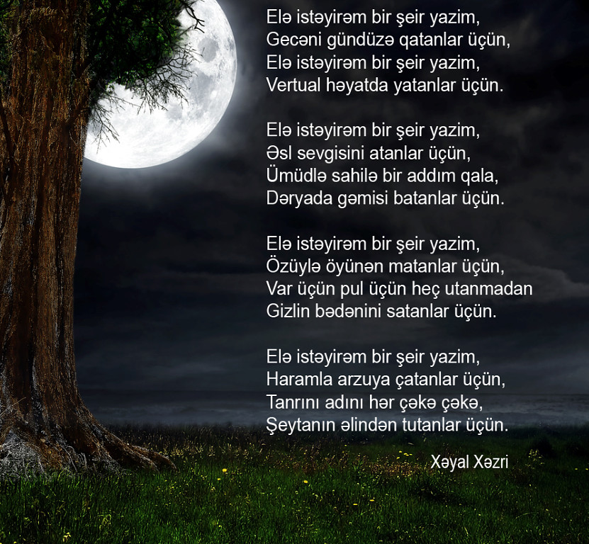 Mekteb Haqqinda Seirler