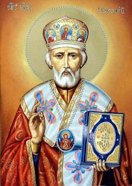 Николай чудотворец праздник 19 декабря поздравление с молитвой