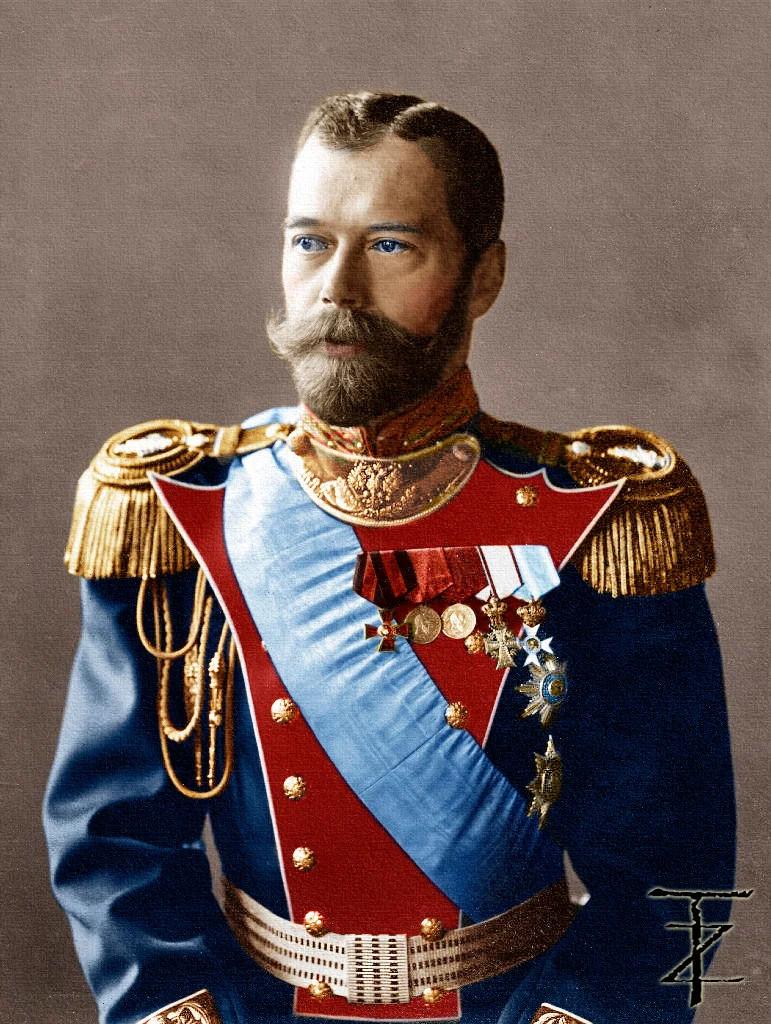 когда родился последний русский император фото время, когда